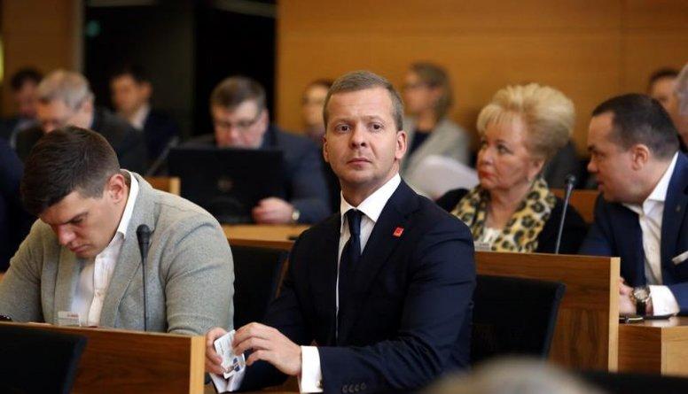 'Saskaņas' ēra Rīgas domē tuvojas beigām, vērtē Eglītis