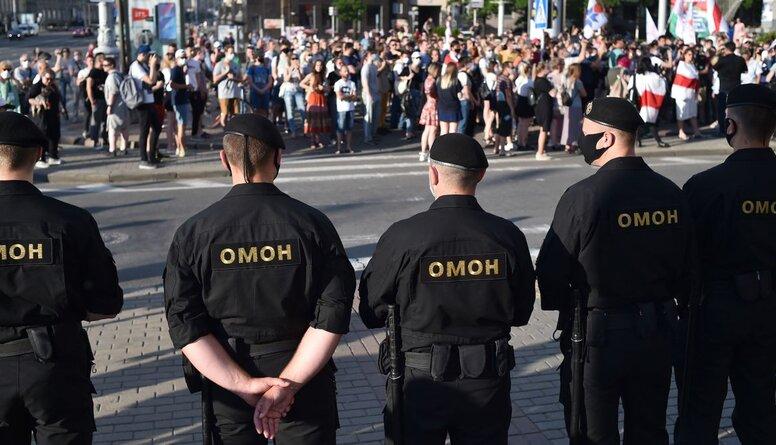 Ķuzis: Sāpīgākais, ka policisti ir tā pati tauta. Tas ir drausmīgi!