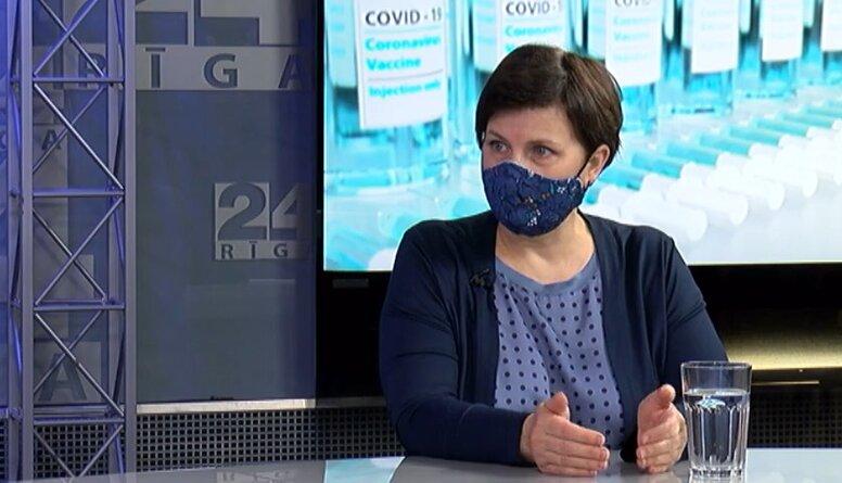 Ilze Viņķele prognozē, kāda būs Latvijas lielākā problēma ar Covid-19 vakcīnām