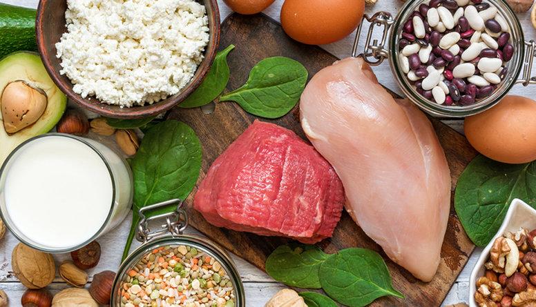Pietiekami daudz olbaltumvielu – labāka imunitāte!