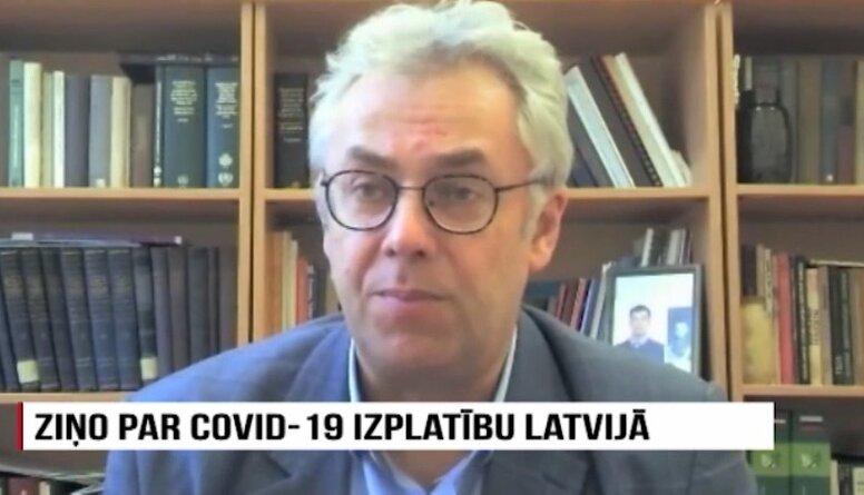 Speciālizlaidums: Ziņo par Covid-19 izplatību Latvijā