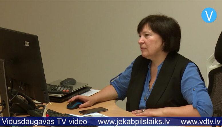 Par apvienotā Jēkabpils novada Sociālā dienesta vadītāju iecelta Larisa Laizāne