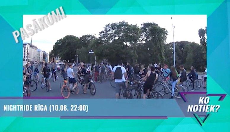 Nightride Rīga (10.08.2018)