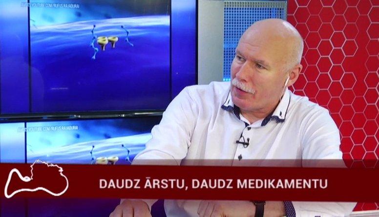 16.01.2017 Ārsts.lv kopā ar ārstu Pēteri Apini