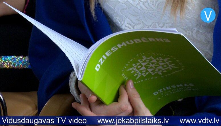 30.01.2020 Gatavošanās Latvijas Skolu jaunatnes dziesmu un deju svētkiem