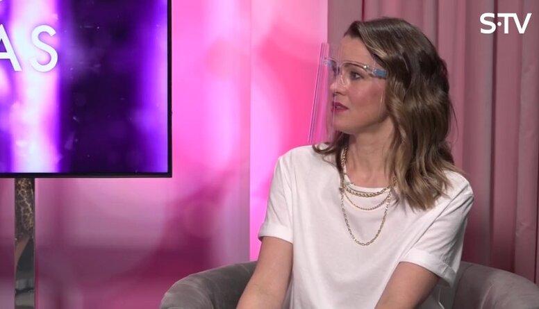 Elīna Fīrmane: Man patīk labas lietas