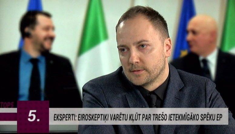 10.01.2019 Ziņu top 5