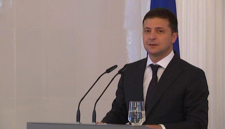 Speciālizlaidums: Ukrainas un Latvijas prezidentu preses konference 1. daļa