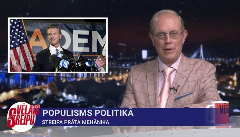 Streipa prāta mehānika: Populisms politikā