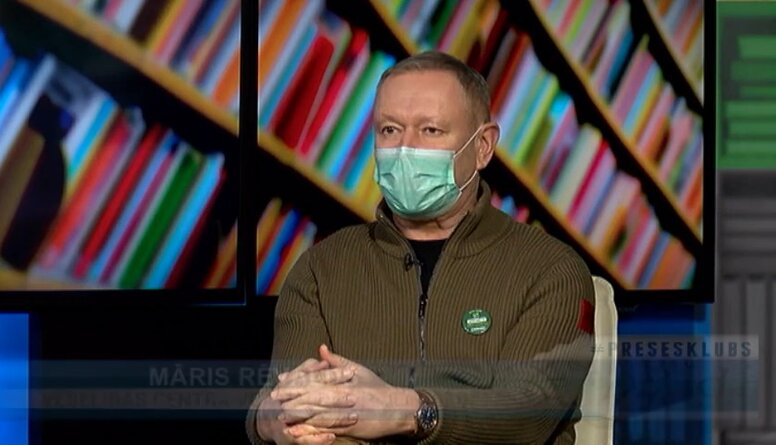 Māris Rēvalds par Covid-19 vakcīnu iepirkumu Latvijai
