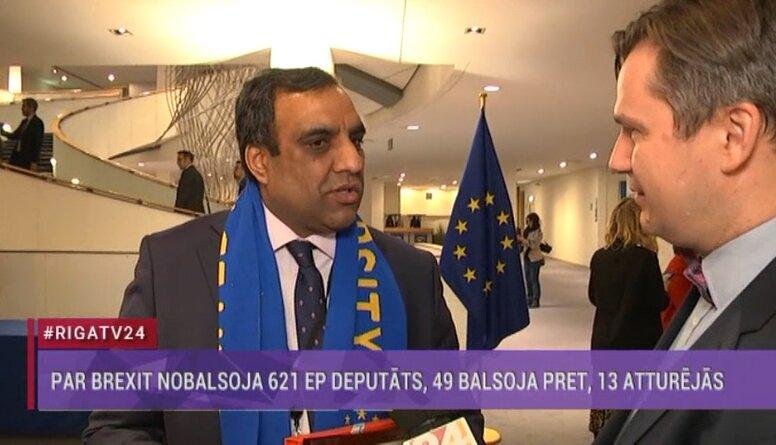 Eiropas Parlaments ratificē Brexit vienošanos  2. daļa