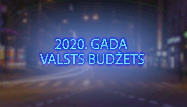 Tvitersāga: 2020. gada Valsts budžets