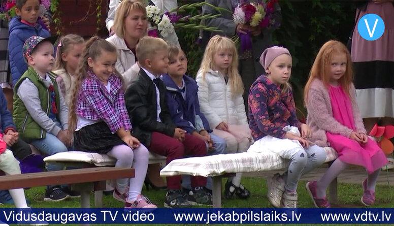 """Zinību diena Jēkabpils bērnudārā """"Zvaniņš"""""""