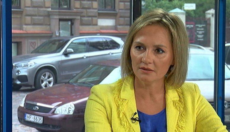 Vai Baiba Broka kandidēs Rīgas mēra amatam?