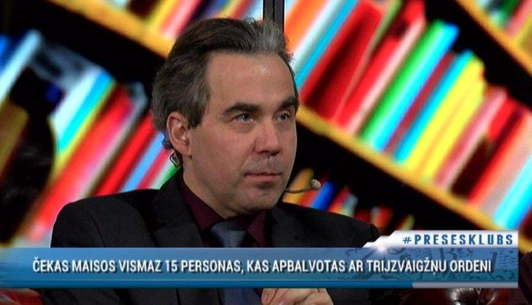 Mācītājs Krists Kalniņš par latviešu kūtrumu skaļi protestēt par procesiem valstī