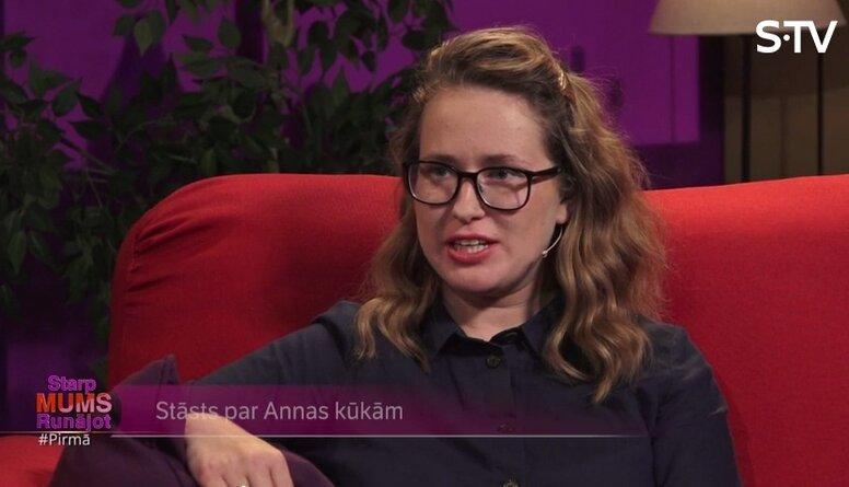 Cik kūkas nedēļā apēd Anna Panna?