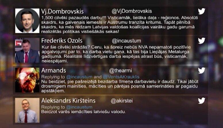 Tvitersāga: Latvijas dzelzceļš
