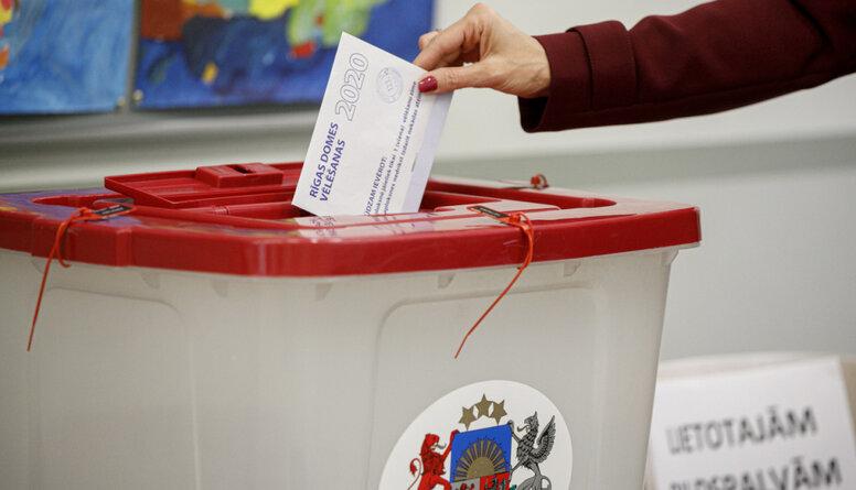 Kā stimulēt vēlētājus doties balsot? Komentē Jūlija Stepaņenko