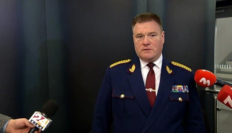 Speciālizlaidums: Ķuzis atstāj policijas priekšnieka amatu