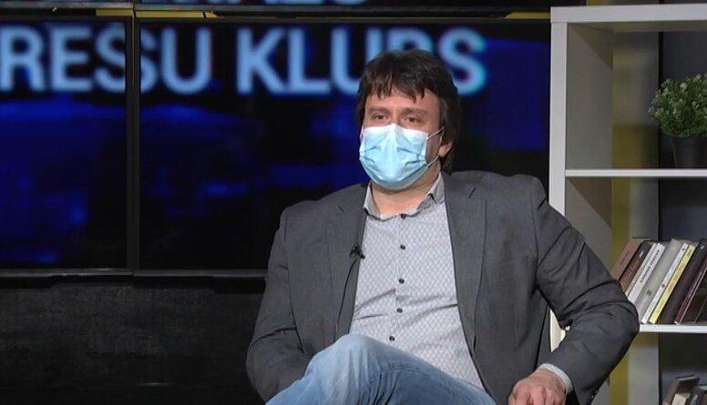 Vanadziņš: Nav pārliecības, ka 1. aprīlī varētu sākties masu vakcinācija pret Covid-19