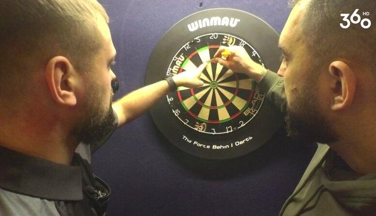 Mickus: Šautriņmešana ir ļoti viegla spēle, līdz saproti, ka gribi uzvarēt...