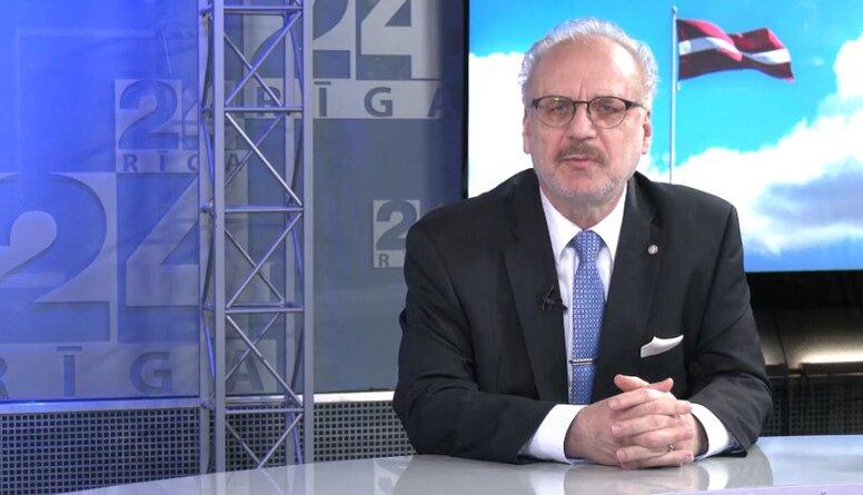 Valsts prezidenta komentārs par Kariņa rīcību saistībā ar jauno likumu Ungārijā