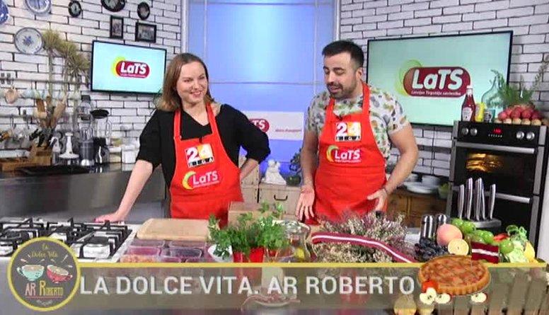13.11.2017 La Dolce Vita. Ar Roberto 1. daļa
