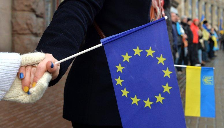 Ukraina redz sevi Eiropā - 2024. gadā pieteiksies dalībai ES