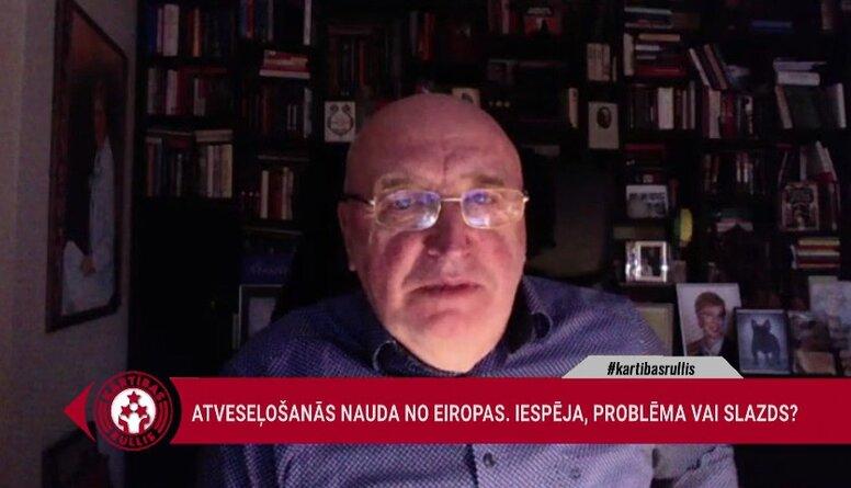 Godmanis: Latvijas plānā pietrūkst konkrētības