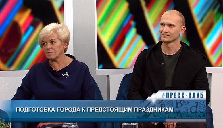 05.12.2019 Пресс-клуб