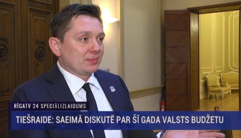 Speciālizlaidums: Saeima lemj par 2019. gada valsts budžetu 7. daļa