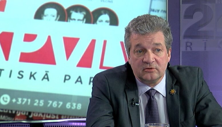 Zakatistovs: Esmu gatavs uzņemties KPV LV vadītāja pienākumus