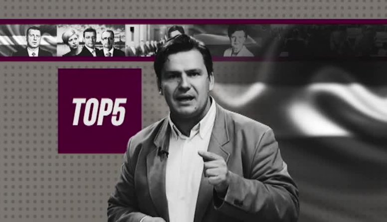 21.07.2017 Ziņu top 5