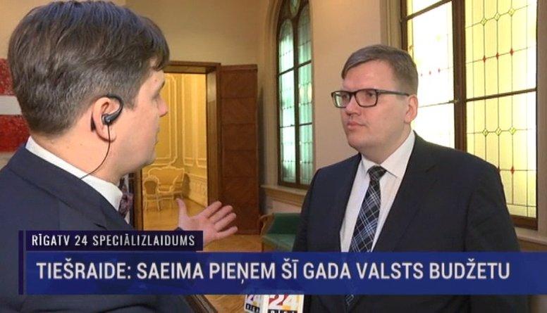 Speciālizlaidums: Saeima lemj par 2019. gada valsts budžetu 2. daļa
