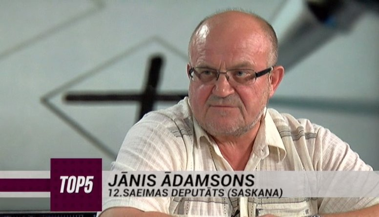 Sproģis atsauc kandidatūru Saeimas vēlēšanās: Ādamsons cer, ka Sproģis pārdomās
