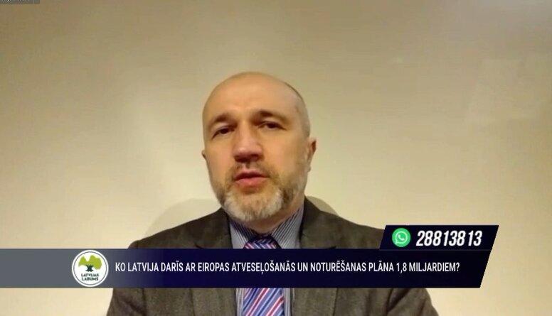 Ko iegūs Latvijas iedzīvotāji ar Eiropas Atveseļošanās un noturēšanas plānu?