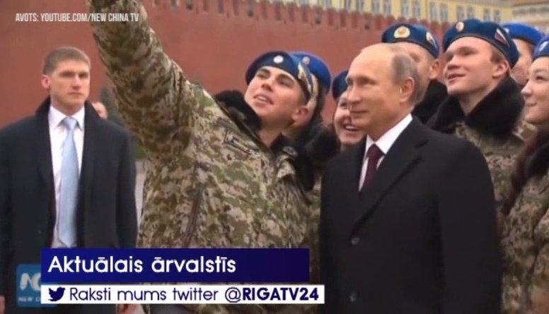 Aptauja: Putins zaudē sabiedrības uzticību