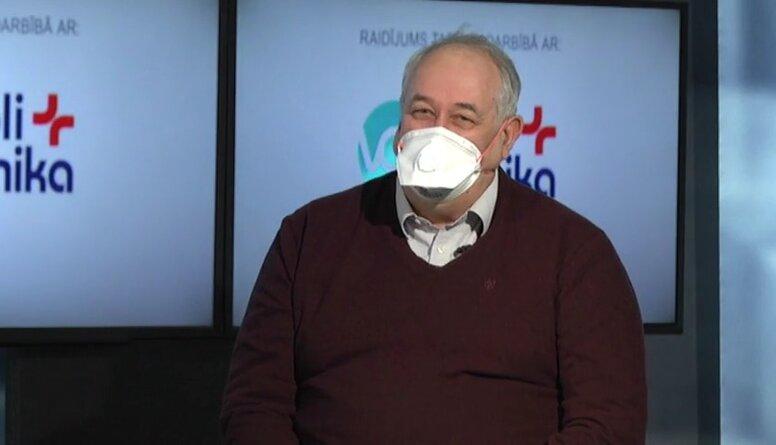 Rehabilitologs Aivars Vētra par pandēmijas laiku
