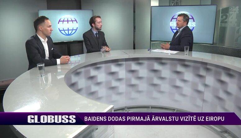 Otto Tabuns par Krievijas un ASV interesēm