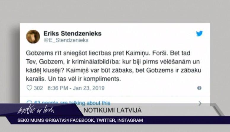 """""""Gobzems ir zābaku karalis.."""" iedzīvotāji par """"KPV LV"""" deputātiem"""