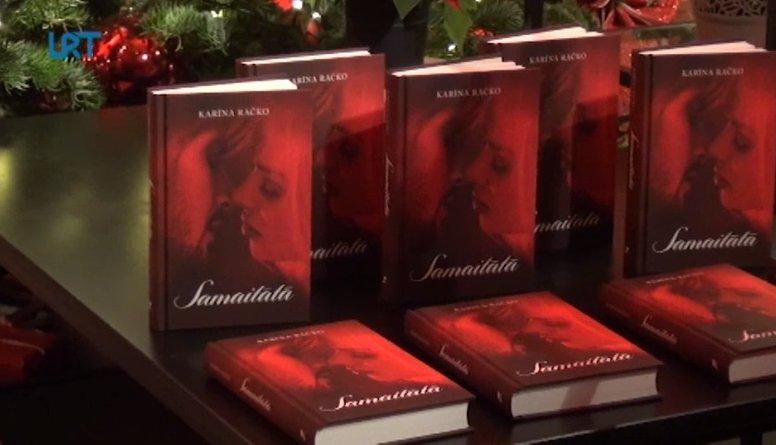 """Lasītāju vērtējumam nodots trešais K. Račko romāns """"Samaitātā"""""""