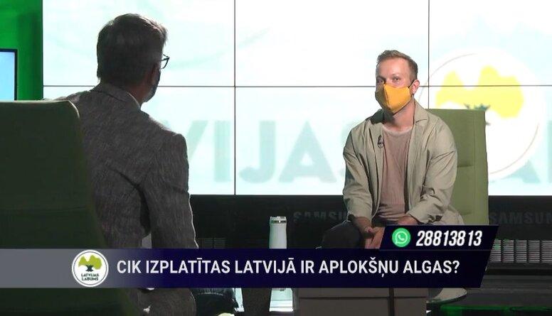 Cik izplatītas aplokšņu algas ir Latvijā?