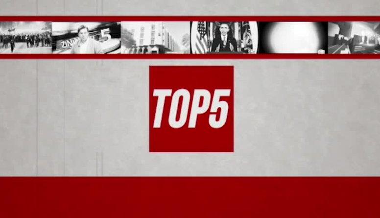 02.02.2017 Ziņu top 5