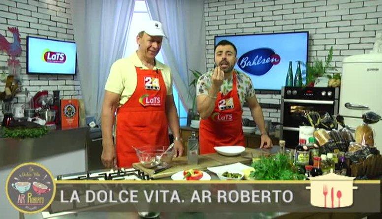 29.05.2017 La Dolce Vita. Ar Roberto 2. daļa