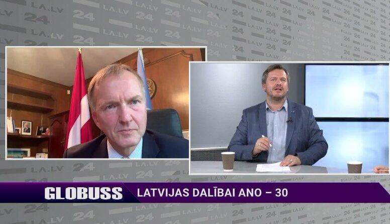 Pildegovičs: Pa šiem 30 gadiem Latvija ir pierādijusi savu spēju