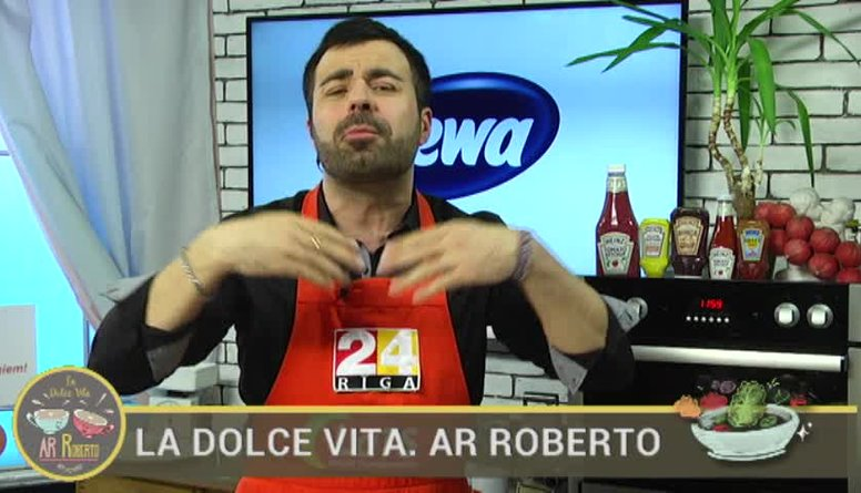 25.04.2017 La Dolce Vita. Ar Roberto 1. daļa