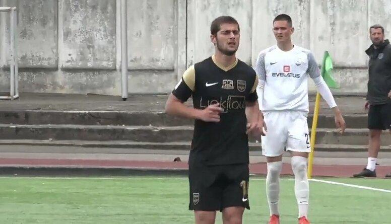 Optibet futbola virslīga: BFC Daugavpils - Valmiera FC. Spēles ieraksts.