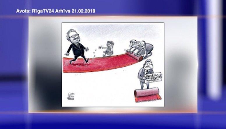 Viedokļu līderi par Levitu kā Latvijas prezidentu