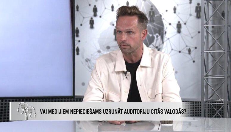 Viedoklis: Ja saturam būs kvalitāte, tad krievvalodīgie patērētu arī saturu latviešu valodā