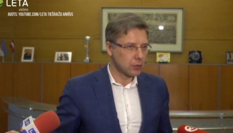 """Nila Ušakova komentārs par situāciju """"Rīgas Satiksmē"""""""